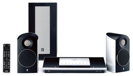 DVX-1000 the New All in One DVD Player and Audio System from Yamaha