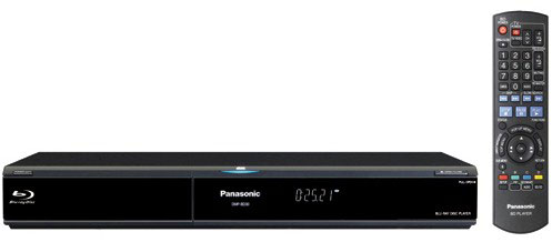 Panasonic DMP-BD30 1.1 Blu-Ray Player