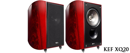 KEF XQ20 Review