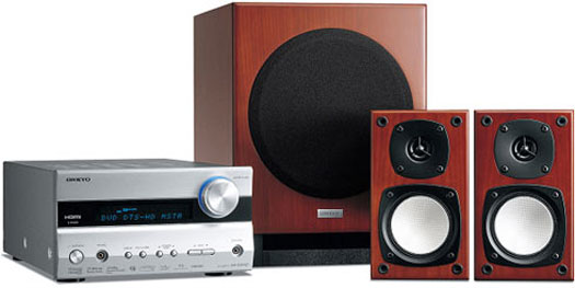 Onkyo BASE-V20HD Home Theater System