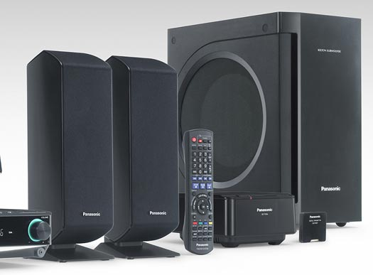 A Blu-ray Wireless Home Theater: The Panasonic SC-BT100 Review