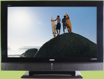 Sanyo switches to Sharp for LCD TV panels