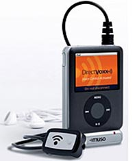 DirectVoxx Muso Brings Voice Control To Your iPod Nano