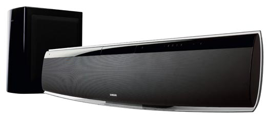 Samsung Wants You to Love Its Wireless Sound Bar DVD Player Combo Thingie