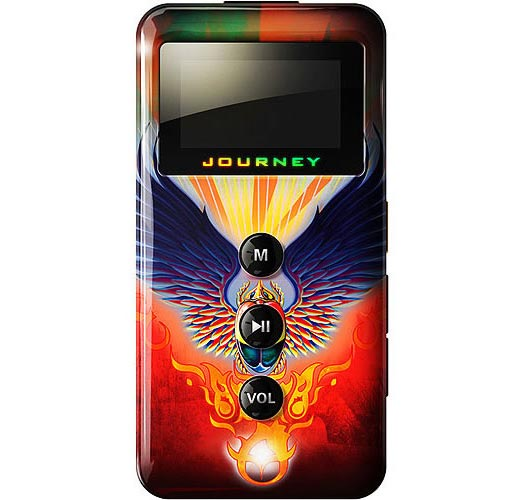 Journey: The MP3 Player
