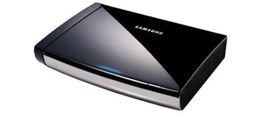 Samsung MediaLive HDTV Accessory Unveiled