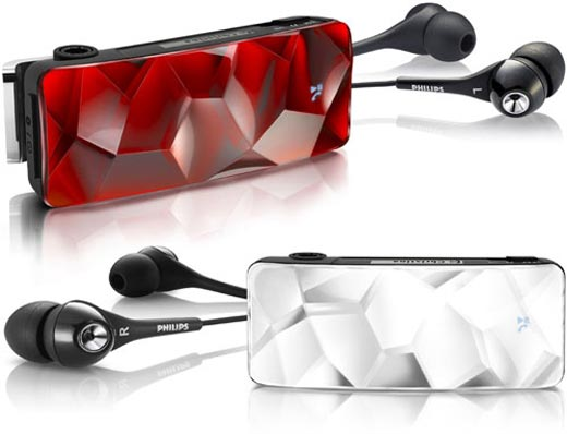 Luxe Bluetooth MP3 Player from Philips