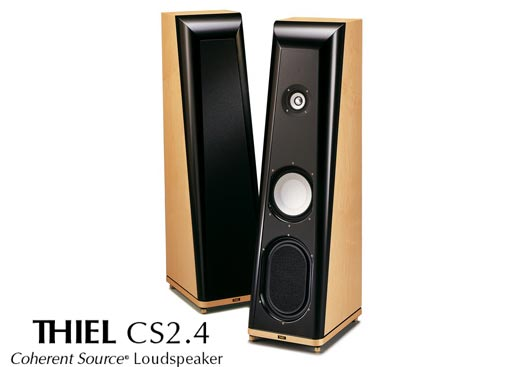 Thiel CS2.4 Coherent Source Loudspeakers