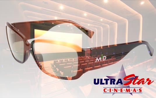 Marchon3D and UltraStar Cinemas to Test First Ever In-Theater Vending Machine for EX3D Glasses